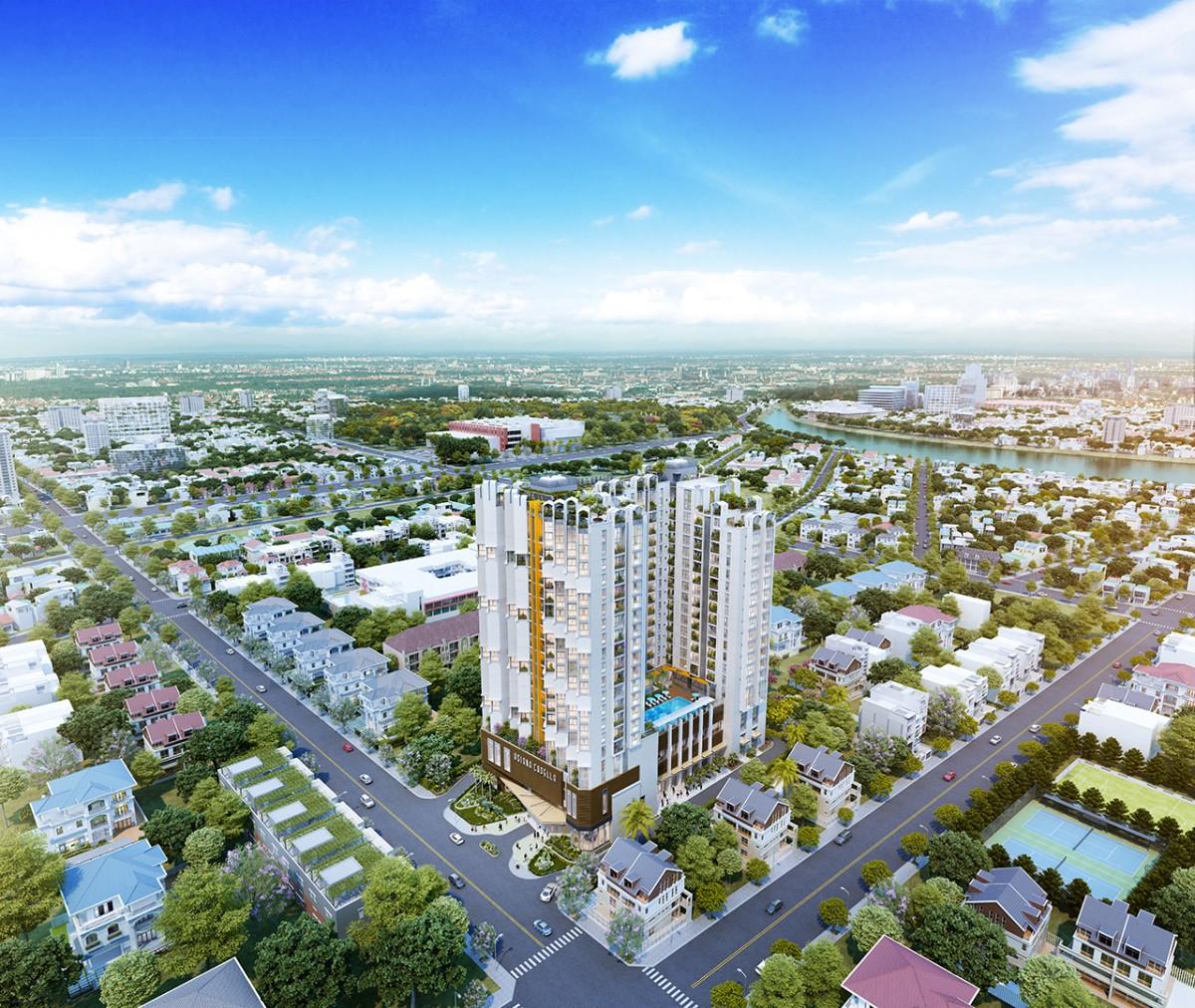 Dự án Căn hộ Chung cư City Gate3 Quận 8 quy hoach chi tiết