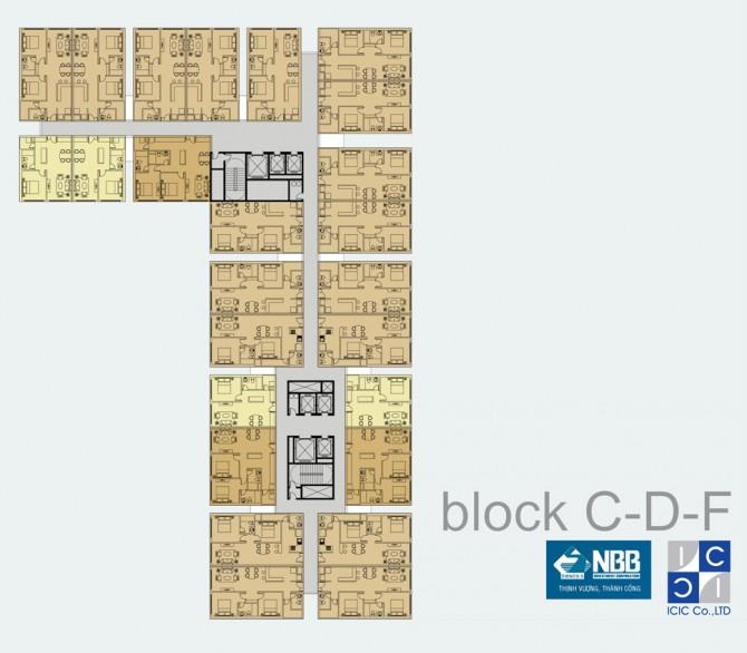 Block C-D City Garden Quận 8
