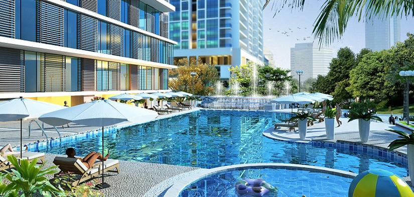 Tiện ích hồ bơi City Gate 3