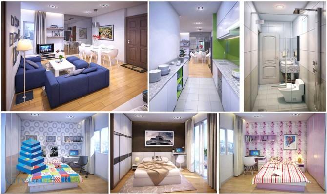 vị trí quy hoạch liên kết vùng Dự án căn hộ Asahi Tower phường 16, Quận 8, căn hộ mẫu chung cư Asahi Tower