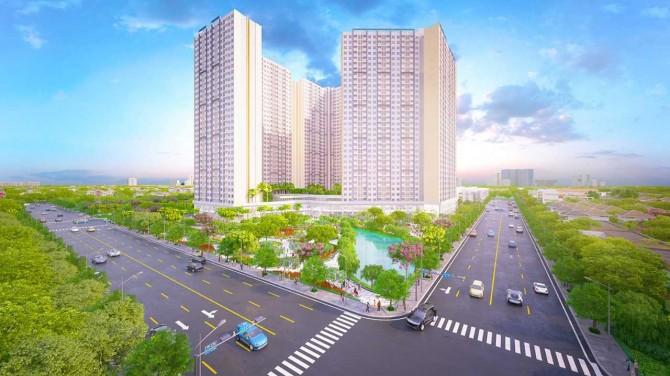 Cập nhật Tiến độ dự án City Gate 3 Quận 8 (NBB Garden 3)
