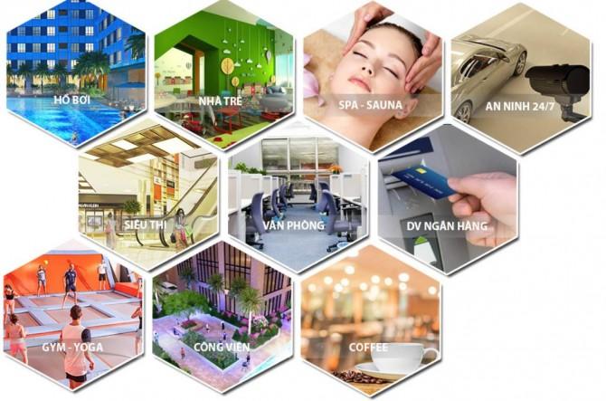 Tiện ích y tế, sức khỏe dự án căn hộ Asahi Tower Quận 8, dự án chung cu AsaHi tower